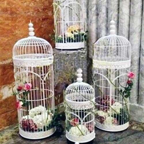 Gabbia Per Uccellini Matrimonio2