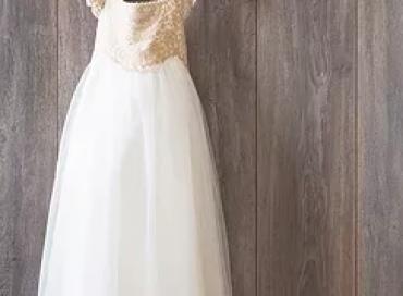 I quattro elementi dell'abito da sposa