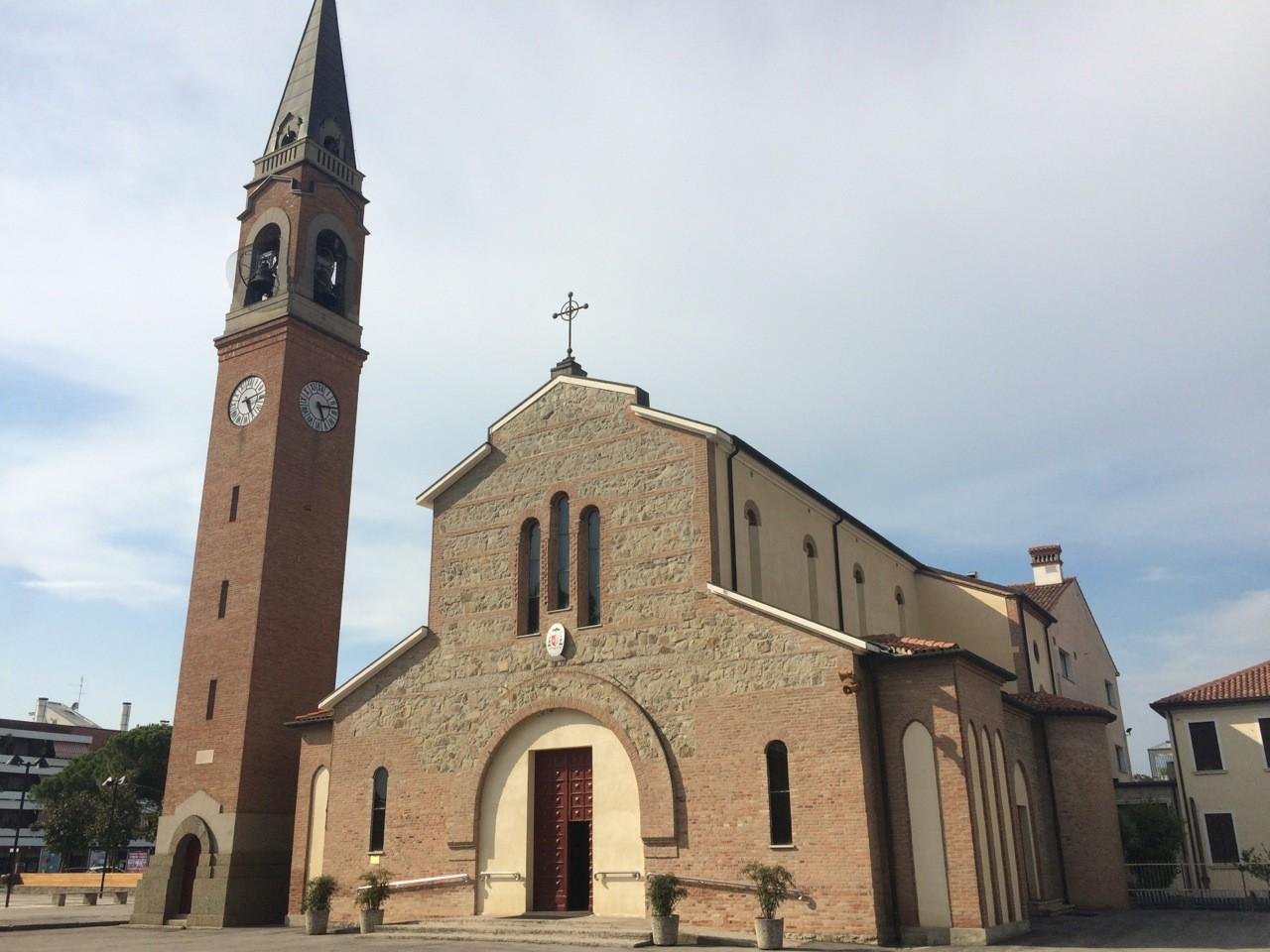 Chiese Romantiche Padova Caselle Di Selvazzano Esterni
