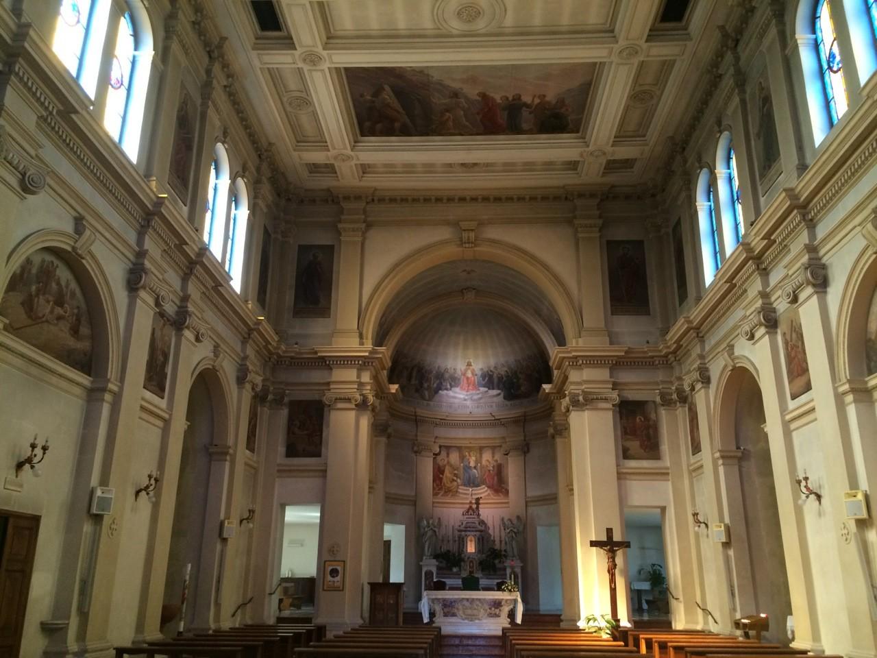 Chiese Romantiche Padova Chiesanuova