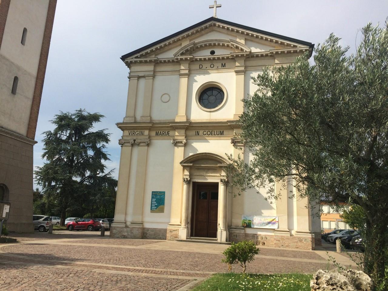 Chiese Romantiche Padova Chiesanuova Padova