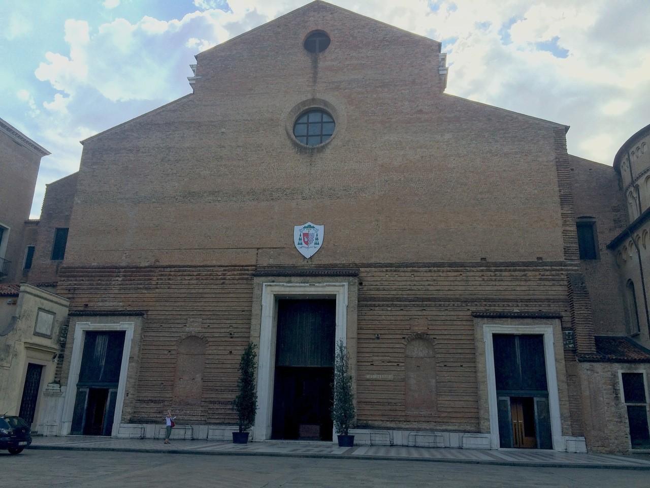 Chiese Romantiche Padova Duomo Di Padova