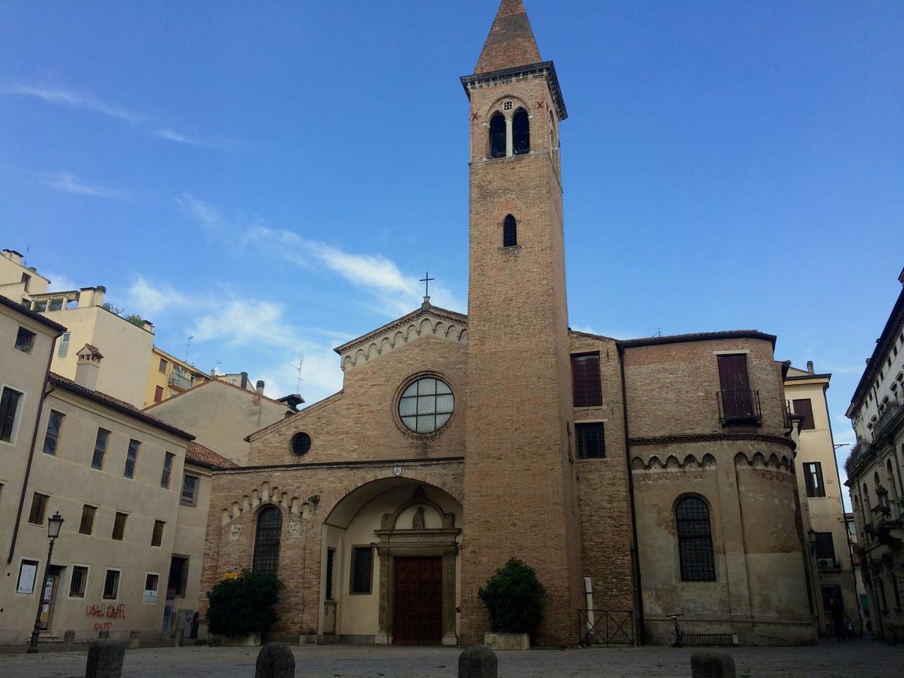 Chiese Romantiche Padova San Nicolò