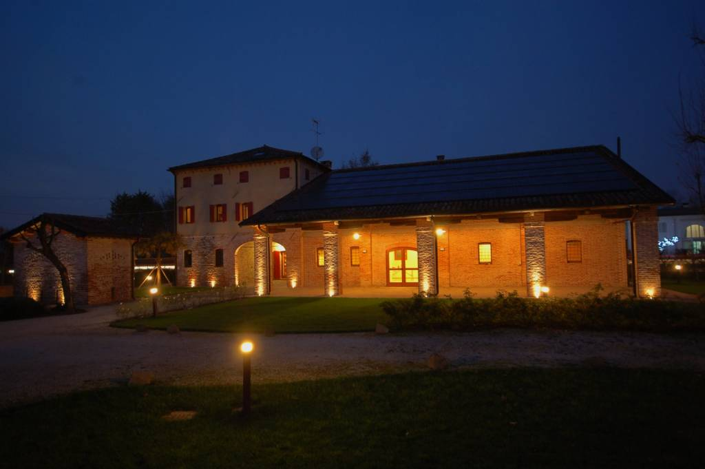 Gallery Casa Tormene Notturno5