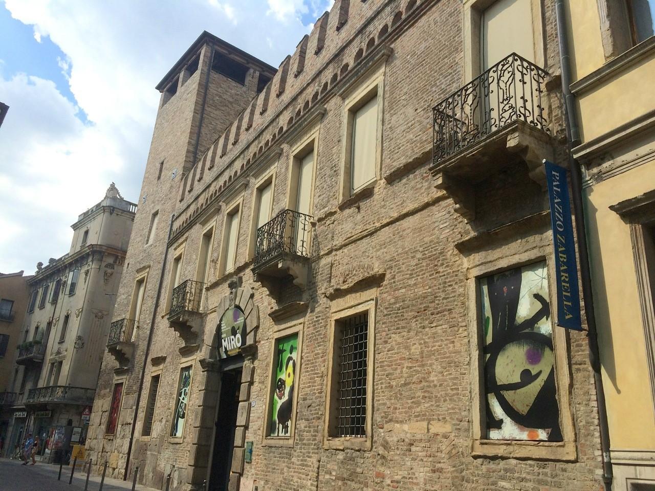 Luoghi Da Visitare Palazzo Zabarella