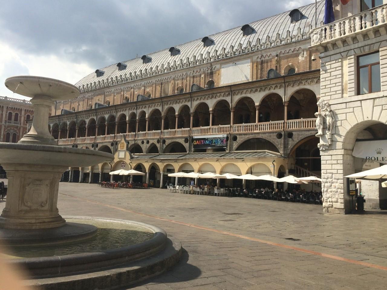 Luoghi Da Vistitare Le Piazze Di Padova