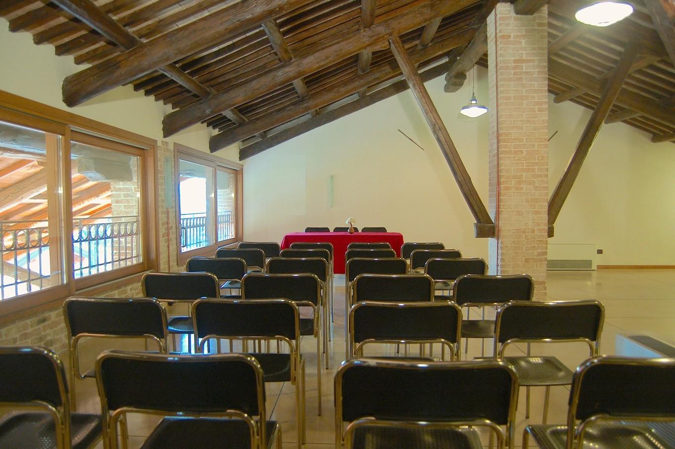 Sala Convegni Padova1