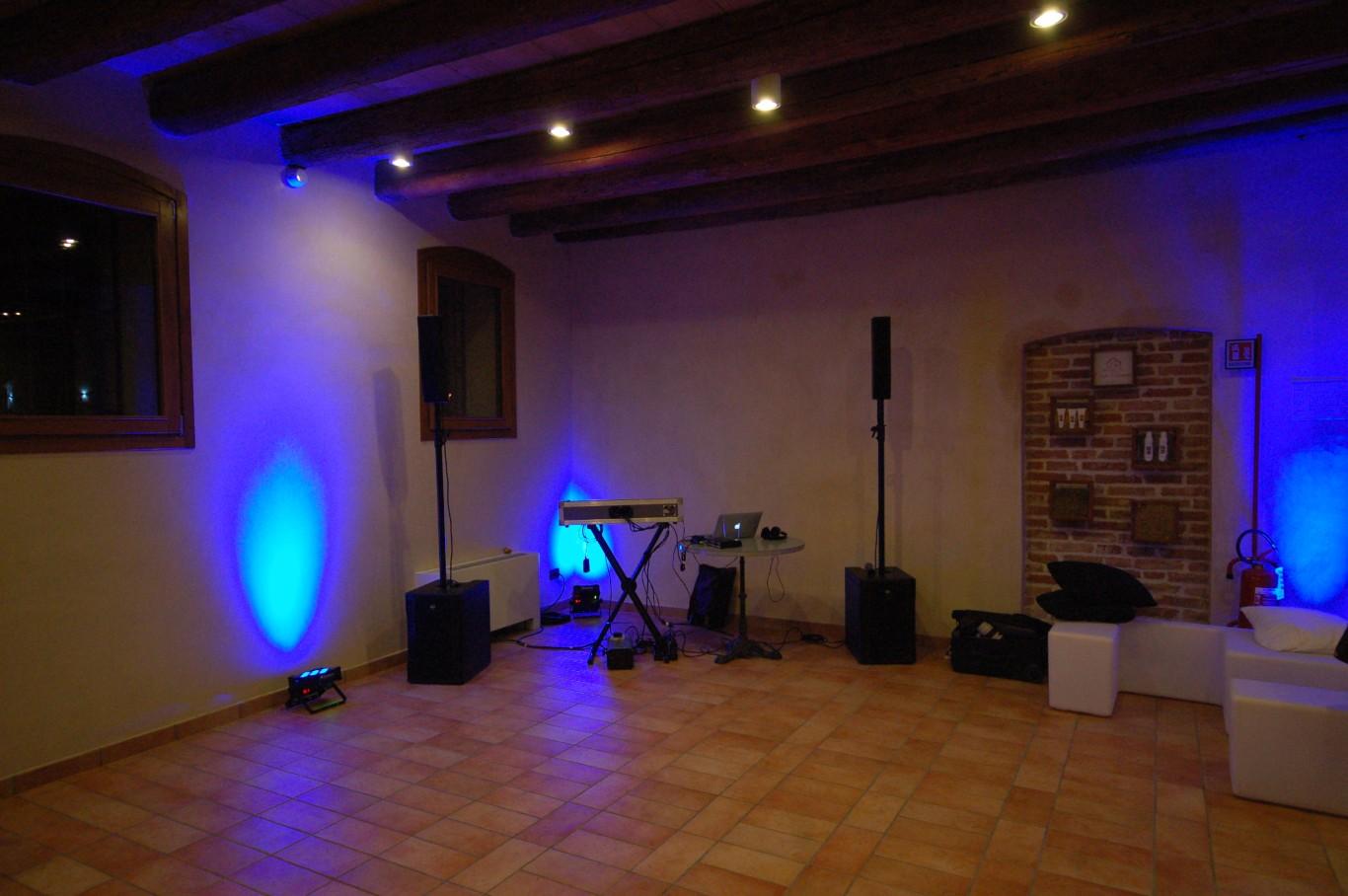 Service Audio Luci Padova3