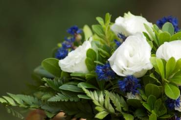 Matrimonio in azzurro a Casa Tormene