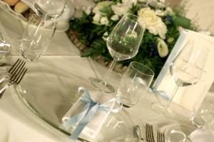 Addobbi Matrimonio Blu