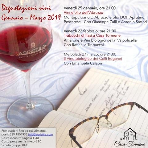Regalare una degustazione di vini in Veneto