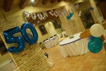 Ideeper festeggiare 50 anni a Padova