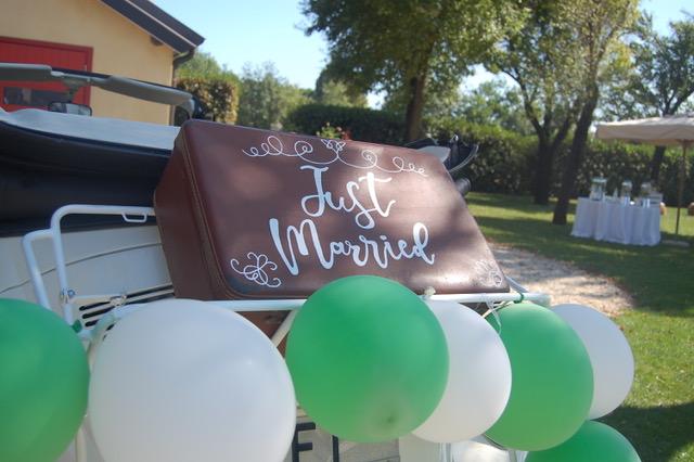 Matrimonio a Casa Tormene, racconto di Irene e Nicola