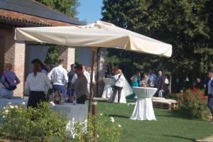 Allestimenti Casa Tormene location per matrimoni a padova