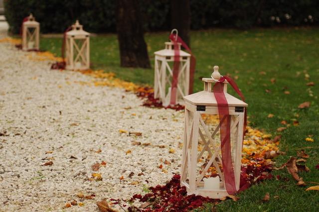 Matrimonio in autunno a Padova – Casa Tormene