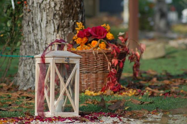matrimonio tema autunno Casa Tormene