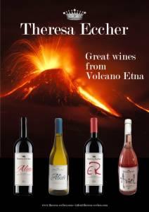 vini vulcanici dell'Etna