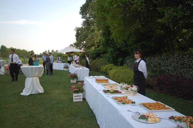 matrimonio in giardino Casa Tormene