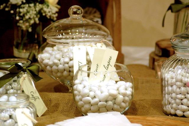 Confettata Matrimonio a Casa Tormene