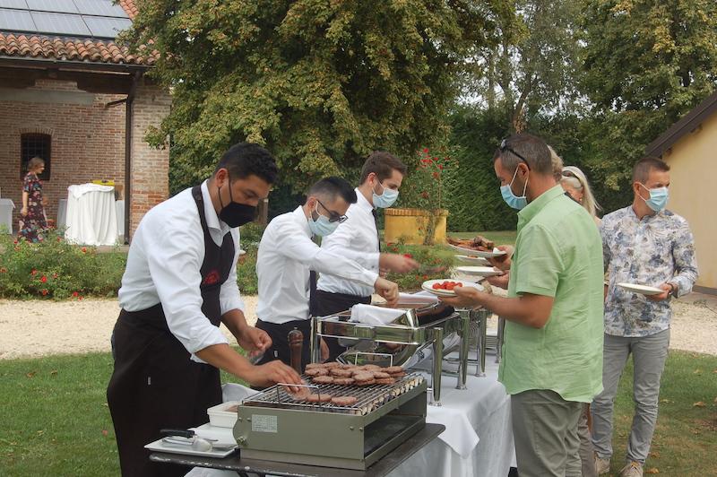 Barbecue Casa Tormene