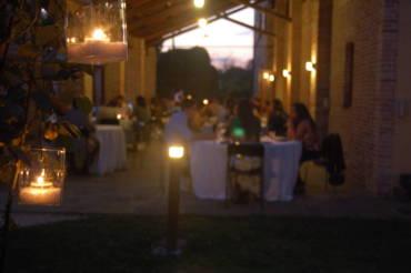 Mangiare all'aperto a Padova con gruppi