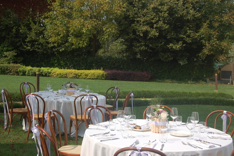 Mangiare All'aperto A Padova Casa Tormene 5